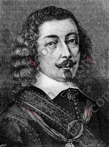 Portrait von Johann Michael Moscherosch | Portrait of Johann Michael Moscherosch (foticon-portrait-0057-sw.jpg)