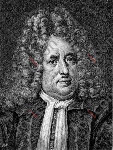 Porträt von Christian Thomasius | Porträt of Christian Thomasius (foticon-portrait-0067-sw.jpg)
