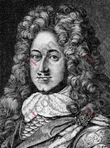 Porträt von Friedrich I. von Preußen | Portrait of Frederick I of Prussia (foticon-portrait-0069-sw.jpg)