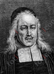 Portrait von August Hermann Francke | Portrait of August Hermann Francke (foticon-portrait-0070-sw.jpg)
