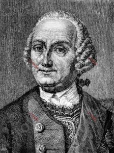 Portrait von Kurt Christoph von Schwerin | Portrait von Kurt Christoph von Schwerin (foticon-portrait-0074-sw.jpg)