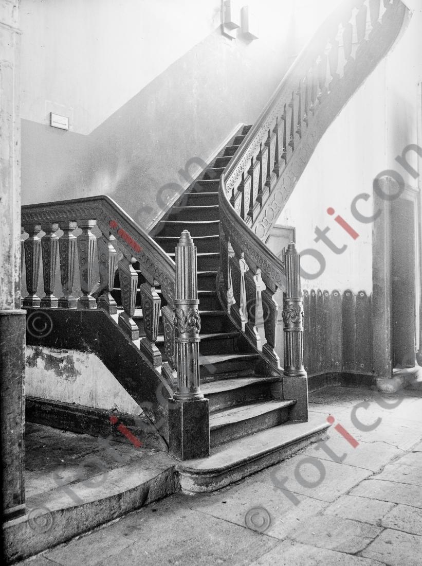 Treppe Bilkerstraße 5 | &lt;br /&gt;<br /> Stairway Bilkerstreet 5