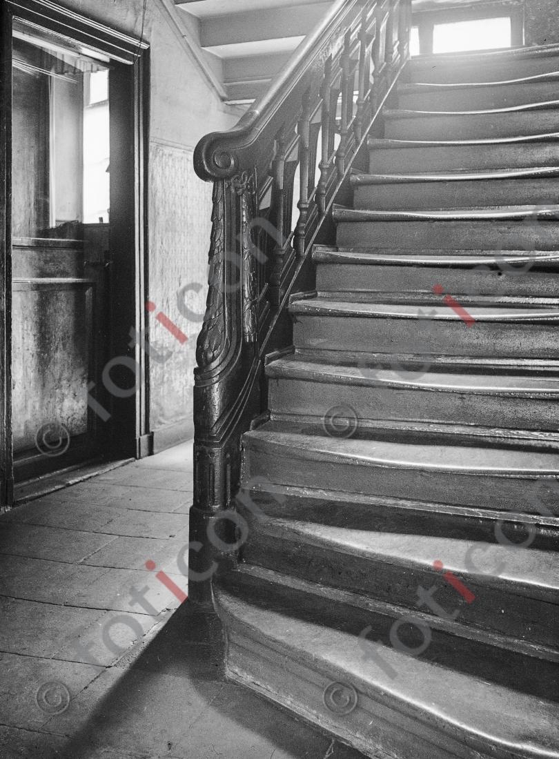 Treppe Ratingerstraße 17 | &lt;br /&gt;<br /> Stairway Ratingerstreet 17