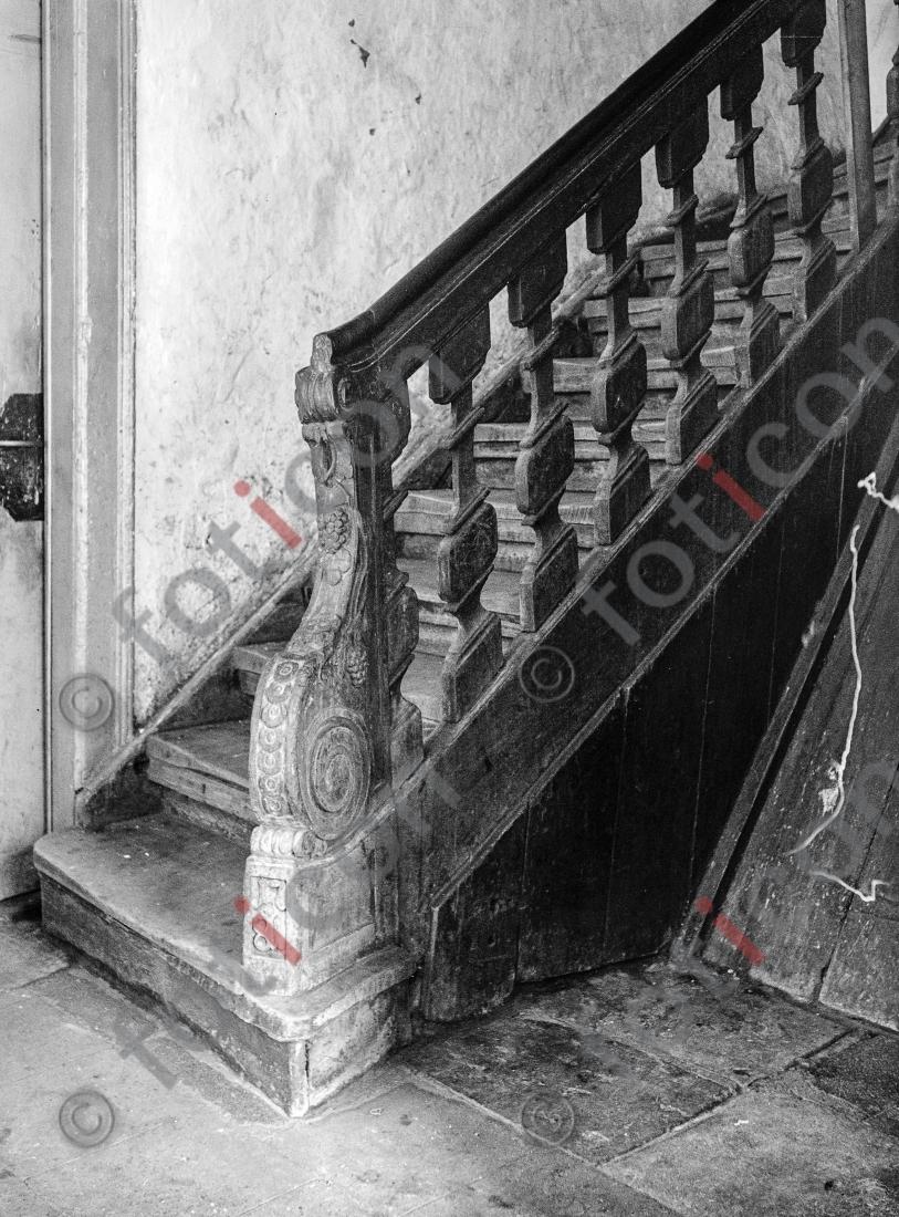Treppe Ritterstraße 21 | <br /><br /> Stairway Ritterstreet 21